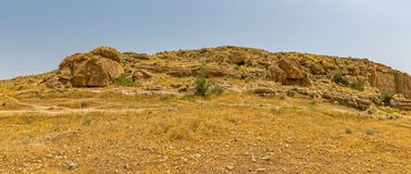Persepolis hill Stock Photos