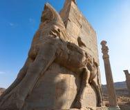 Persepolis im Iran Stockfotografie