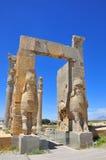 Persepolis Irán Foto de archivo libre de regalías
