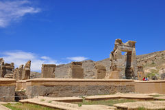 Persepolis Irán Fotografía de archivo libre de regalías