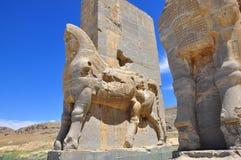 Persepolis Irán Imagen de archivo