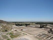 Persepolis Irán Imagen de archivo libre de regalías