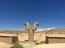 Persepolis Irán Imágenes de archivo libres de regalías