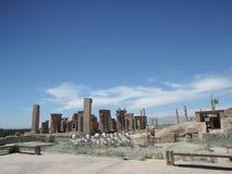 Persepolis Irán Imagenes de archivo