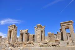 Persepolis Irã Fotos de Stock
