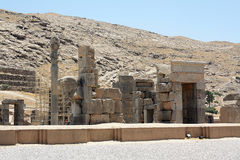 Persepolis Iran Immagine Stock Libera da Diritti
