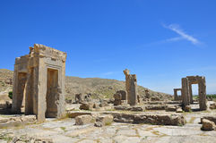 Persepolis Iran Photographie stock