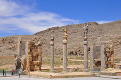 Persepolis Iran Fotografie Stock Libere da Diritti