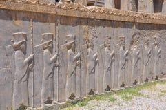 Persepolis Iran immagini stock libere da diritti