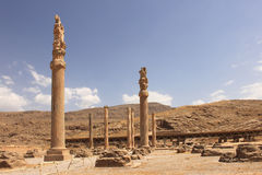 Persepolis (Iran) Photo stock