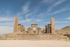 Persepolis, Iran Images stock