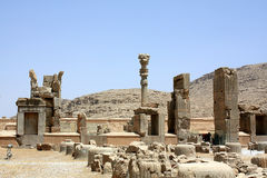 Persepolis Iran Royalty Free Stock Photo