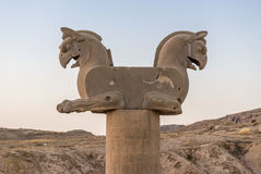 Persepolis in Iran Royalty Free Stock Photography