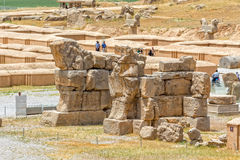 Persepolis Royalty Free Stock Images