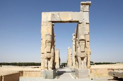 Persepolis Royalty Free Stock Photography