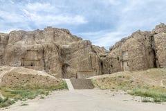 Persepolis Naqsh-e Rustam 01 images libres de droits