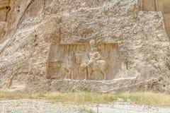 Persepolis Naqsh-e Rustam 06 immagini stock