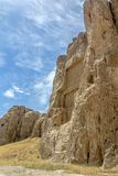Persepolis Naqsh-e Rustam 08 images stock
