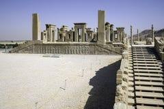 Persepolis nel Nord di Shiraz, Iran Fotografie Stock Libere da Diritti