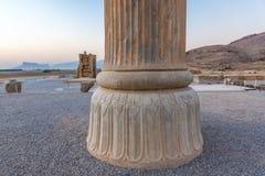 Persepolis nell'Iran Fotografia Stock Libera da Diritti