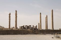 Persepolis Royalty Free Stock Photo