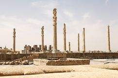 Persepolis Royalty Free Stock Images