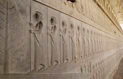 Persepolis Royalty Free Stock Photos