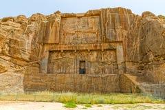 Persepolis royal tombs Stock Photo