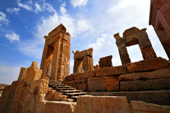 Persepolis, Shiraz, Irã Fotos de Stock