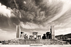 Persepolis, Shiraz, Iran Royalty Free Stock Photos
