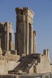 Persepolis Shiraz, Iran Arkivbild