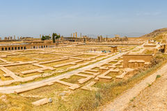 Persepolis-Stadtruinen Lizenzfreie Stockbilder