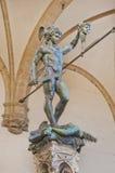 Perseus Decapitating Medusa Stock Photography