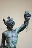 Perseus e Medusa Foto de Stock