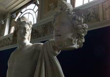 Perseus en Kwal royalty-vrije stock afbeeldingen