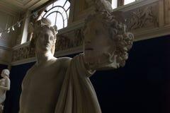 Perseus en Kwal royalty-vrije stock foto