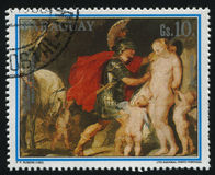 Perseus Freeing Andromeda by Rubens Stock Images