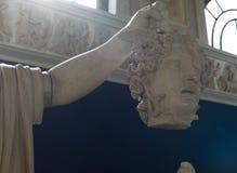 Perseus and Medusa Royalty Free Stock Photos