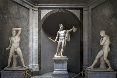 Perseus Triumphant by Antonio Canova Royalty Free Stock Photography