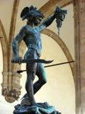 Perseus und Medusa Stockbilder