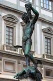 Perseus y medusa Fotografía de archivo libre de regalías