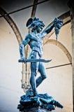 Perseus z meduzą Obraz Royalty Free