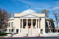 Pershing County, Nevada courthouse Stock Photography