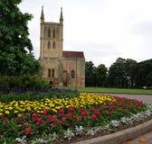 Pershore Abbey Royaltyfri Fotografi