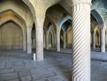 Persian architecture Royalty Free Stock Image