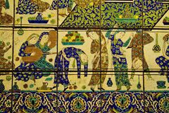 Persian art Stock Image