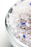 Persian blue salt Royalty Free Stock Photography