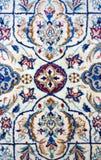 Persian carpet stock photo