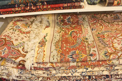 Persian Carpet Stock Photos