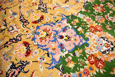 Persian Carpet Royalty Free Stock Images